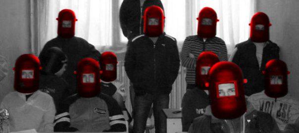 Hegesztő Tanfolyam, Miskolc, Intern Kft. - a képen tanfolyam résztvevők láthatóak.